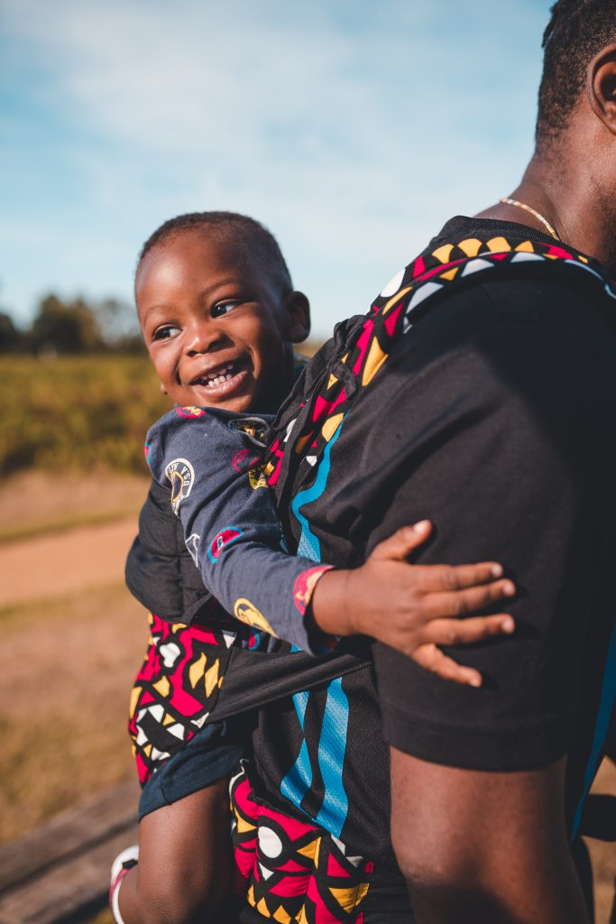 Kitenge Baby Carriers