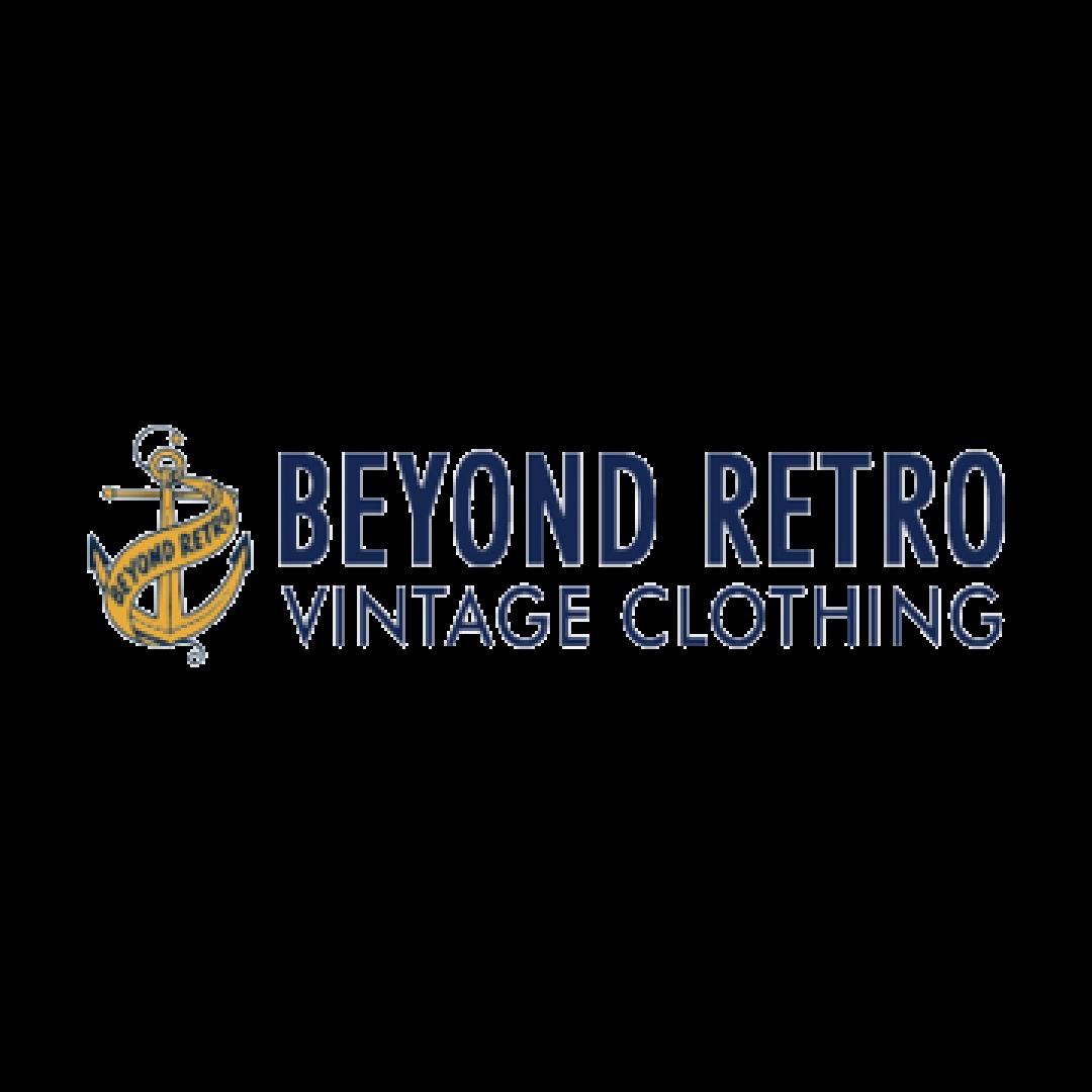 Beyond Retro Vintage Clothing Boutique - LOGO